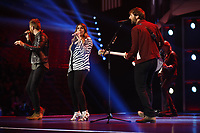 Lady Antebellum performs at the 2019 Walmart Shareholders Meeting June 7, 2019 in Bud Walton Arena, Fayetteville, Arkansas.