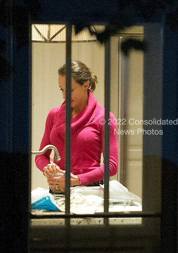 Paula Broadwell, who had an affair with General David Petraeus that resulted in his resignation as the Director of the Central Intelligence Agency (CIA) is photographed at her brother's home in Washington on Tuesday, November 13, 2012..Credit: Ron Sachs / CNP.(RESTRICTION: NO New York or New Jersey Newspapers or newspapers within a 75 mile radius of New York City)