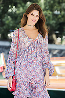 Isabeli Fontana is seen during the 74th Venice Film Festival at Excelsior Hotel Darsena in Lido of Venice on August 30, 2017 in Venice, Italy. | usage worldwide /MediaPunch ***FOR USA ONLY***