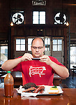 "Daniel Vaughn, aka the BBQ Snob, is a fan and critic of Texas style barbecue and barbecue editor at Texas Monthly Magazine. ""The Prophets of Smoked Meat"" by Vaughn is his first published book under Anthony Bourdain's book line."