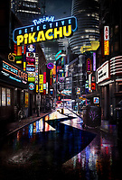 Pokemon Detective Pikachu (2019) <br /> *Filmstill - Editorial Use Only*<br /> CAP/RFS<br /> Image supplied by Capital Pictures
