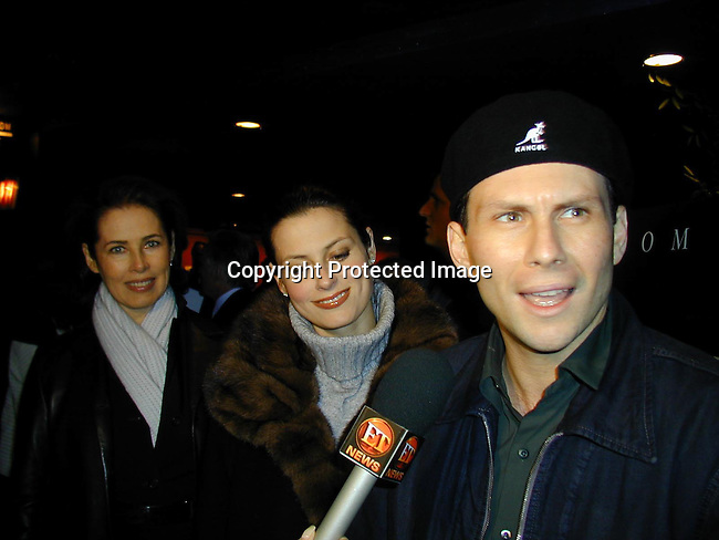 Christian Slater &amp; Ryan Haddon<br />
