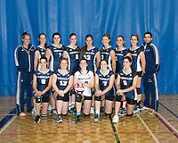 Volleyball féminin - 2013-2014