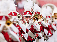 NWA Democrat-Gazette/BEN GOFF @NWABENGOFF<br /> Arkansas vs Auburn football on Saturday Oct. 24, 2014 in Razorback Stadium in Fayetteville.
