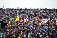 48.000 scouts celebrating Cultural Festival Day.