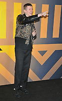 Professor Green ( Stephen Paul Manderson ) at the &quot;Black Panther&quot; European film premiere, Hammersmith Apollo (Eventim Apollo), Queen Caroline Street, London, England, UK, on Thursday 08 February 2018.<br /> CAP/CAN<br /> &copy;CAN/Capital Pictures
