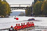 Rowing 2014 Head of the Lake Regatta