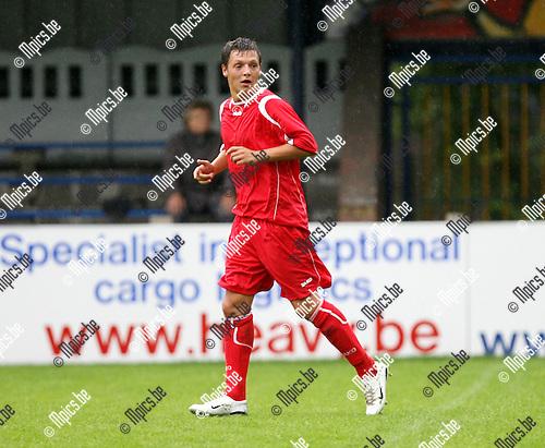 2008-08-07 / Voetbal / Seizoen 2008-2009 / K Tubantia Borgerhout / Glenn D'Huyvetter..Foto: Maarten Straetemans (SMB)