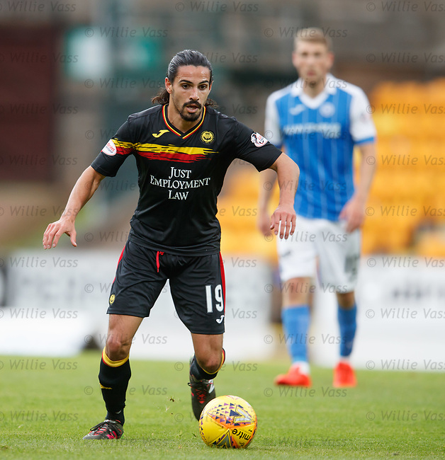 Ryan Edwards, Partick Thistle