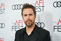"""20 November 2019 - Hollywood, California - Sam Rockwell. 2019 AFI Fest - """"Richard Jewell"""" Los Angeles Premiere<br />  held at TCL Chinese Theatre. Photo Credit: Birdie Thompson/AdMedia"""