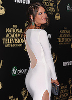 BEVERLY HILLS, CA - JUNE 22:  Michelle Stafford at the 41st Annual Daytime Emmy Awards at the Beverly Hilton Hotel on June 22, 2014 in Beverly Hills, California. SKPG/MPI/Starlitepics