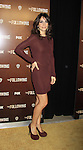 """As The World Turns' Annie Parisse """"Julia"""" stars as FBI Agent """"Debra Parker""""  in """"The Following"""", Fox's new tv series on Mondays, which held its world premiere on January 19, 2013 at the New York Public Library, New York City, New York. (Photo by Sue Coflin/Max Photos)"""