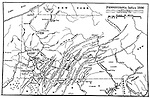 1800 - Map of Pennsylvania and surrounding colonies