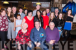 Spotted at The Glenbeigh Hotel on Saturday night Anthony Clifford celebrating his 40th birthday with his Family &amp; Friends<br /> Seated L-R Maureen Clifford, Anthony Clifford &amp; Patrick Clifford.<br /> Back L-R Amanda O'Riordan, Megan O'Sullivan, Gerard Clifford, Craig Clifford, Jason Clifford, Caragh O'Sullivan, Noreen Clifford, Joan O'Sullivan, Pa Clifford, Lisa Clifford, <br /> John Clifford, Michaela Clifford, Danny O'Sullivan, Leona Clifford, Kelsea O'Riordan.