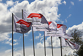 25th March 2018, Melbourne Grand Prix Circuit, Melbourne, Australia; Melbourne Formula One Grand Prix, race day; Formula 1 flags