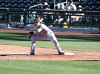 Brian Mundell - Salt River Rafters - 2017 Arizona Fall League (Bill Mitchell)