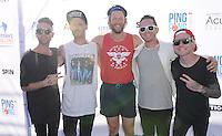 11 August 2016 - Los Angeles, California. Half the Animal, Clayton Kershaw. Clayton Kershaw's 4th Annual Ping Pong 4 Purpose Celebrity Tournament held at Dodger Stadium. Photo Credit: Birdie Thompson/AdMedia