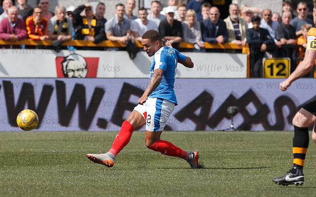 James Tavernier opens the scoring for Rangers