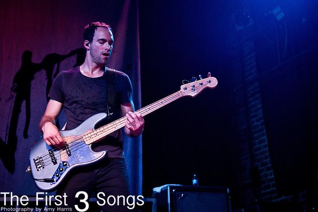 Josh Smith of Halestorm performs at Bogarts in Cincinnati, Ohio.