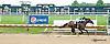 Gunfighter winning at Delaware Park on 7/24/13