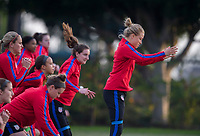 Carson, CA - January 16, 2018: A day in the life of USWNT player Emily Sonnett.