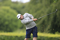 Gary Collins (Rosslare) during the first round at the Mullingar Scratch Trophy, the last event in the Bridgestone order of merit Mullingar Golf Club, Mullingar, West Meath, Ireland. 10/08/2019.<br /> Picture Fran Caffrey / Golffile.ie<br /> <br /> All photo usage must carry mandatory copyright credit (© Golffile | Fran Caffrey)