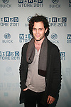 Gossip Girl Actor Penn Badgley  Attends THE 2011 WIRED STORE OPENING NIGHT LAUNCH PARTY Presented by Buick and Sponsored by Amstel Light - VIP Lounge sponsored by Gilt MAN, Times Square NY  11/17/11