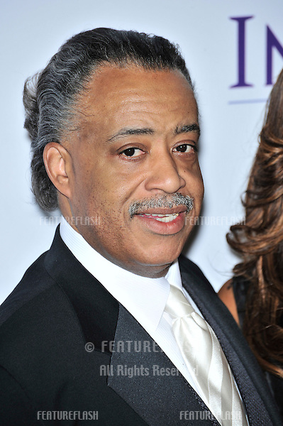 Rev. Al Sharpton at music mogul Clive Davis' annual pre-Grammy party at the Beverly Hilton Hotel..February 9, 2008  Los Angeles, CA.Picture: Paul Smith / Featureflash