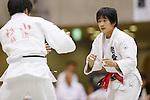 Erina Ike, September 14, 2014 - Judo : All Japan Junior Judo Championships Women's -70kg Final at Saitama Prefectural Budokan, Saitama, Japan. (Photo by Yusuke Nakanishi/AFLO SPORT) [1090]
