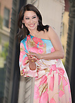 Lucy Liu Honored With Star On The Hollywood Walk Of Fame on May 01, 2019 in Hollywood, California.<br /> Lucy Liu 020