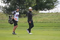 Daniel Im (USA) on the 2nd fairway during Round 4 of the D+D Real Czech Masters at the Albatross Golf Resort, Prague, Czech Rep. 03/09/2017<br /> Picture: Golffile   Thos Caffrey<br /> <br /> <br /> All photo usage must carry mandatory copyright credit     (&copy; Golffile   Thos Caffrey)