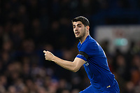 Chelsea's Alvaro Morata <br /> <br /> Photographer Craig Mercer/CameraSport<br /> <br /> The Premier League - Chelsea v Crystal Palace - Saturday 10th March 2018 - Stamford Bridge - London<br /> <br /> World Copyright &copy; 2018 CameraSport. All rights reserved. 43 Linden Ave. Countesthorpe. Leicester. England. LE8 5PG - Tel: +44 (0) 116 277 4147 - admin@camerasport.com - www.camerasport.com
