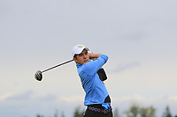 Kosuke Hamamoto of Team Thailand on the 6th tee during Round 4 of the WATC 2018 - Eisenhower Trophy at Carton House, Maynooth, Co. Kildare on Saturday 8th September 2018.<br /> Picture:  Thos Caffrey / www.golffile.ie<br /> <br /> All photo usage must carry mandatory copyright credit (© Golffile | Thos Caffrey)