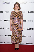 Gemma Whelan at the Glamour Women of the Year Awards at Berkeley Square Gardens in London, UK. <br /> 06 June  2017<br /> Picture: Steve Vas/Featureflash/SilverHub 0208 004 5359 sales@silverhubmedia.com