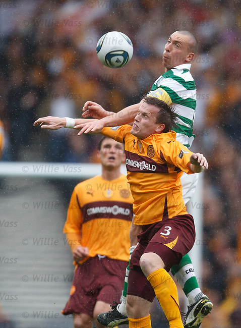 Scott Brown and Steven Hammell
