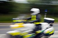 Paramedic Ambulance motorbike