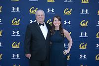 BERKELEY, CA - June 1, 2017: Under Armour Black Tie Gala at Hearst Memorial Mining Building.