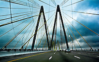 """Baytown Bridge"" by Art Harman. The toughest part was setting up the tripod in the middle of traffic ;)"
