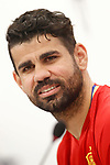 Spain's Diego Costa during training session. March 23,2017.(ALTERPHOTOS/Acero)