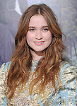 Alice Englert at Warner Bros. Pictures World Premiere of Beautiful Creatures held at The Grauman's Chinese Theater in Hollywood, California on February 06,2013                                                                   Copyright 2013 Hollywood Press Agency