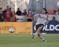 Toroton FC defender Nick Garcia (6). Salt Lake Real defeated Toronto FC, 3-0, at Rio Tinto Stadium on June 27, 2009.