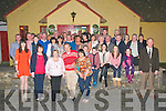60th Birthday : Bridget Mulvihill, Ballydonoghue, Liselton, third from left front celebrating her 60th birthday with family & friends at The Thatch Bar, Liselton on Saturday night last.
