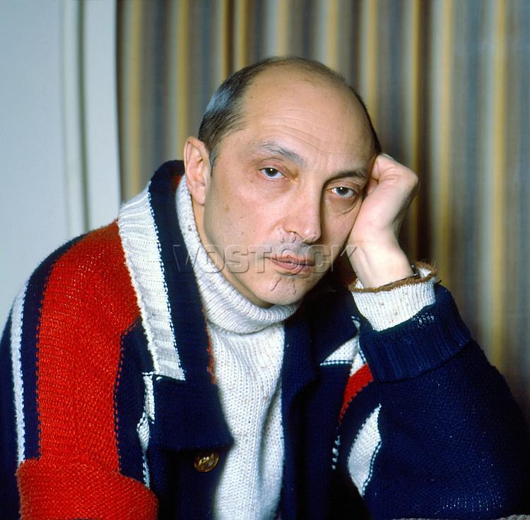 Mikhail Kozakov - soviet and russian film and theater actor. | Михаил Михайлович Козаков - cоветский и российский актёр театра и кино.