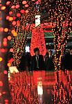 December 2, 2011, Tokyo, Japan - Christmas illuminations - hundreds of thousands of colorful light-emitting diodes - turn Tokyo night into the wonderful world of fantasy at the capital's Yurakucho area on Friday, December 2, 2011. (Photo byNatsuki Sakai/AFLO) [3615] -mis-