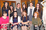 Michaela O'Shaughnessy, Fenit, celebrates her 19th Birthday with friends at Bella Bia on Saturday pictured Siobhan Long,  Michaela O'Shaughnessy, Fenit,  Stacy Fitzgerald, Ciara O'Mahony, Natasha Dore, Sarah O'Shea, Bobbie O'Brien, Alison Marsdon, Patrica Sayers, Emily Corkery