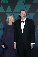 LOS ANGELES - NOV 18:  Carol Littleton, John Bailey at the 10th Annual Governors Awards at the Ray Dolby Ballroom on November 18, 2018 in Los Angeles, CA