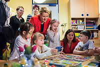 2018/03/29 Bildung | Sprach-Kita | Familienministerin Franziska Giffey
