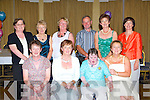 Antoinette Cronin Rathmore celebrates her 40th birthday with her family and friends in the Dromhall Hotel Killarney Friday night