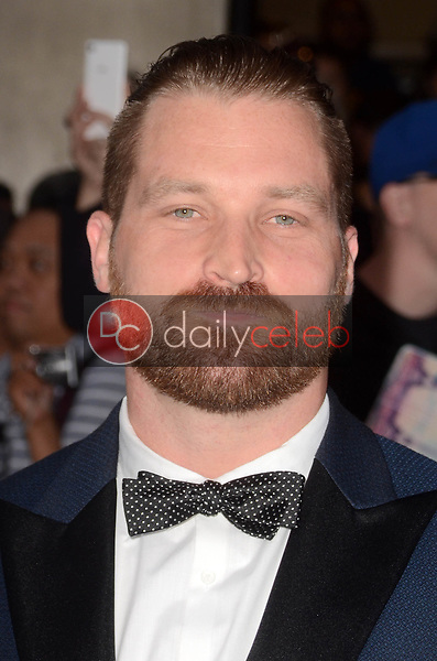 """Charlie Curtis<br /> at the """"Chips"""" Los Angeles Premiere, TCL Chinese Theater, Hollywood, CA 03-20-17<br /> David Edwards/DailyCeleb.com 818-249-4998"""
