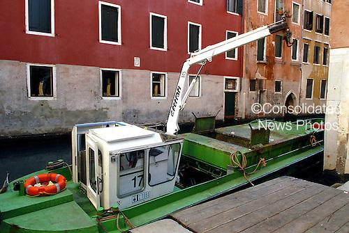 Venice, Italy - November 1, 2007 -- .Credit: Ron Sachs / CNP